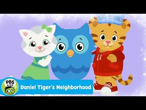 DANIEL TIGER | Use Your Words (Song) | PBS KIDS - YouTube | Peanut ...