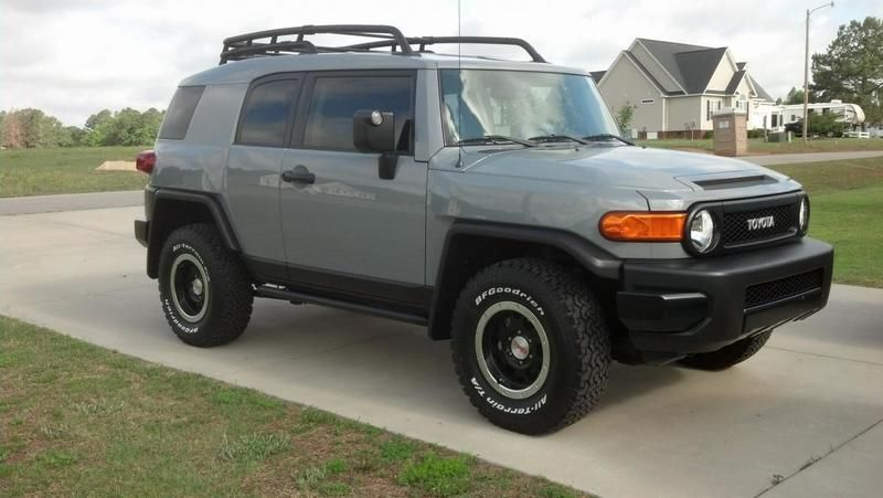 Image Result For Cement Gray Paint Color On Car Cement Gray Toyota Fj Cruiser Grey Paint Colors