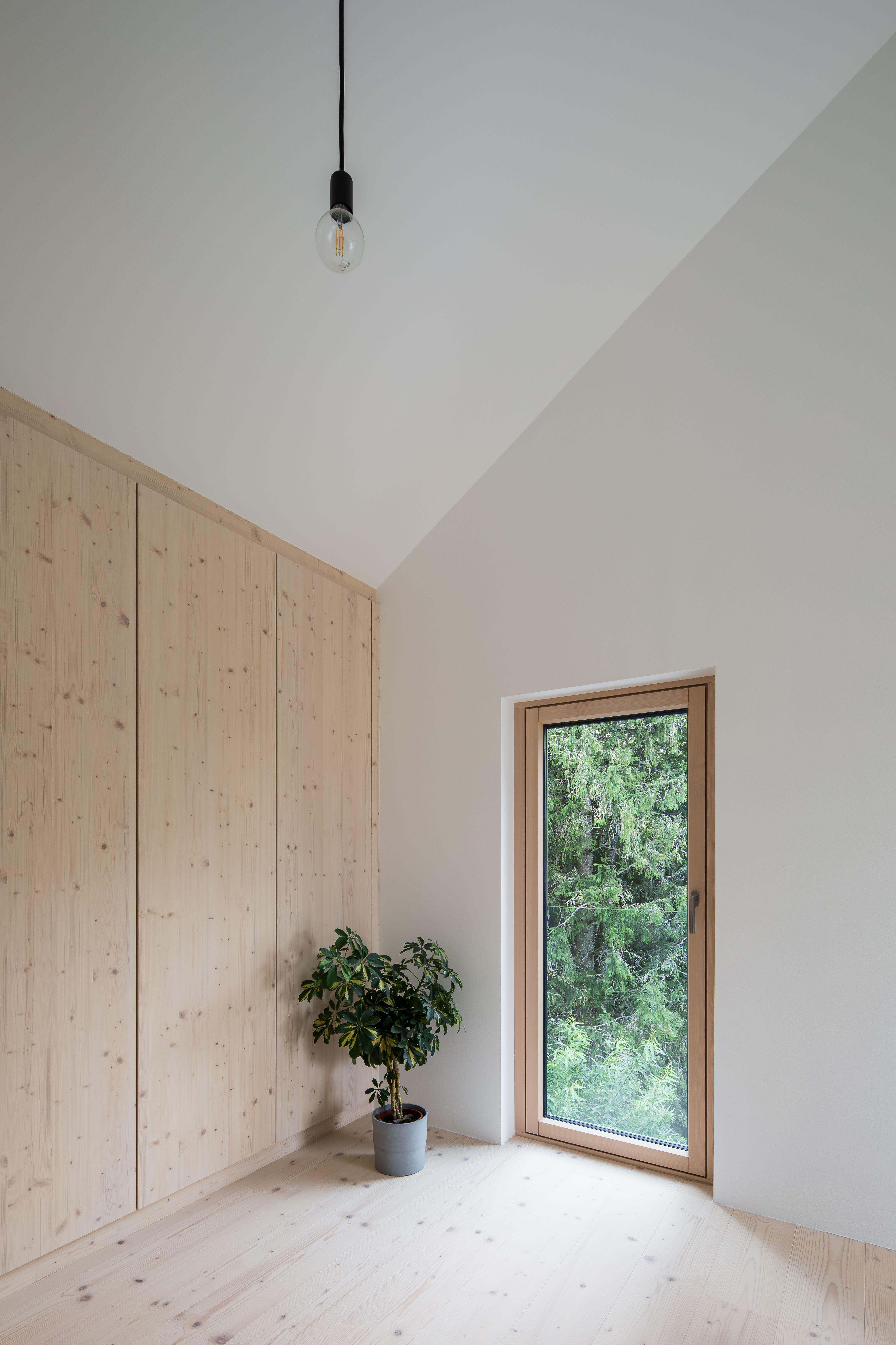 Wohnhaus von Sigurd Larsen in Oberösterreich - Projekte