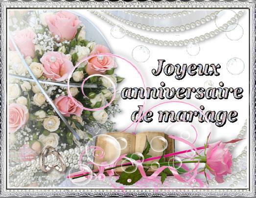 Joyeux Anniversaire Mariage Joyeux Anniversaire De Mariage