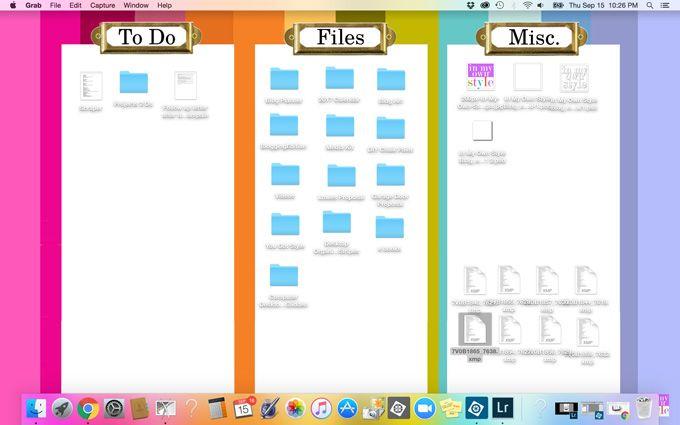 Computer Screen Desktop Organizer To Download Desktop Organization Free Wallpaper For Computer Computer Screen Wallpaper