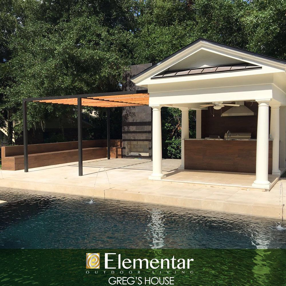 Pin by Elementar Outdoor on Custom Outdoor Living Spaces ... on Elementar Outdoor Living  id=42659