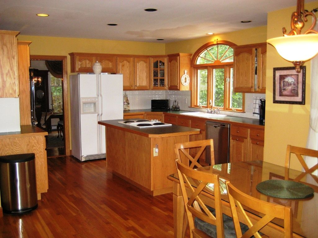 Yellow Kitchen Walls : Design Ideas of Colors for Kitchen ...