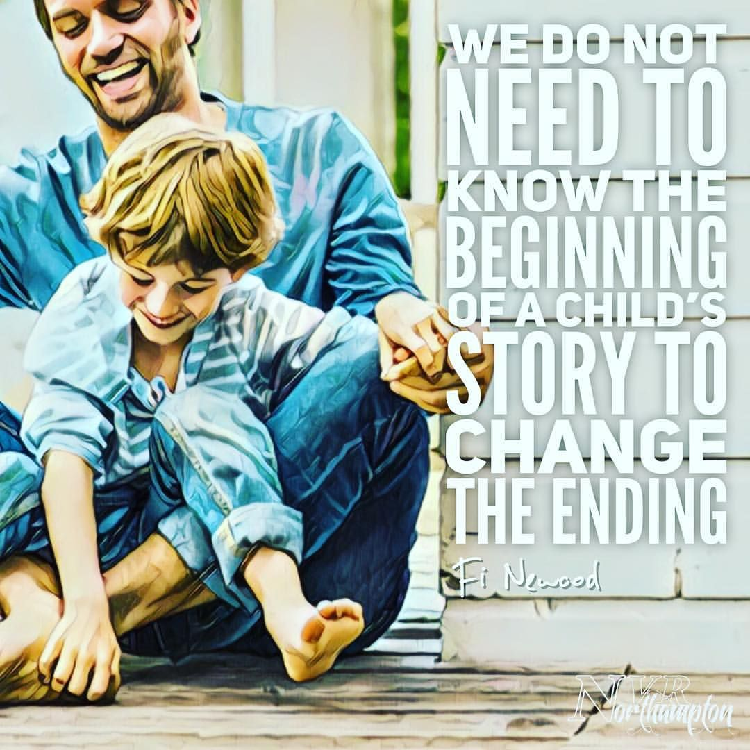 We Do Not Need To Know The Beginning Of A Child S Story