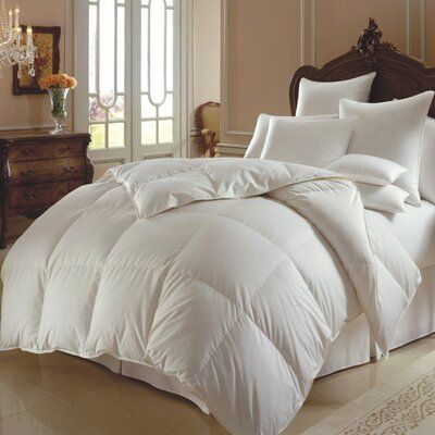 Simply Down Nirvana Year Siberian All Season Down Duvet Insert Bed
