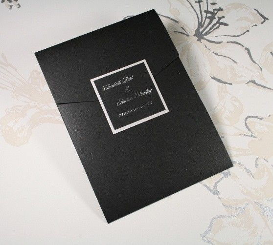 invite will look nice with a bit more sparkle then it's perfect, Wedding invitations