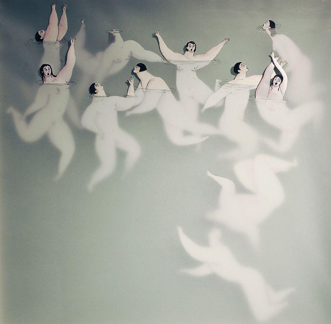 La poesia visuale dell'illustratrice Sonia Alins | Collater.al