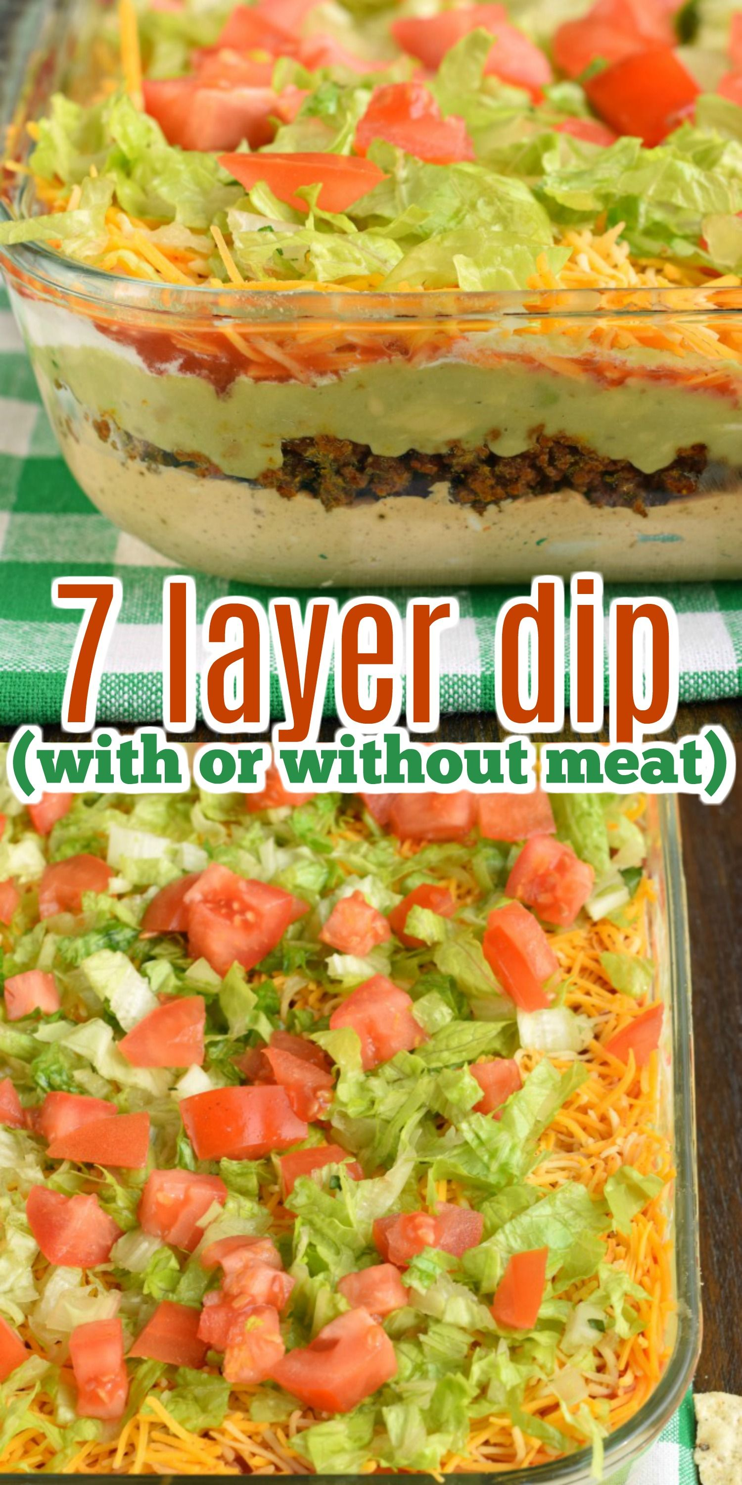 7 Layer Dip In 2020 Layered Dip Recipes Dip Recipes Yummy Dips