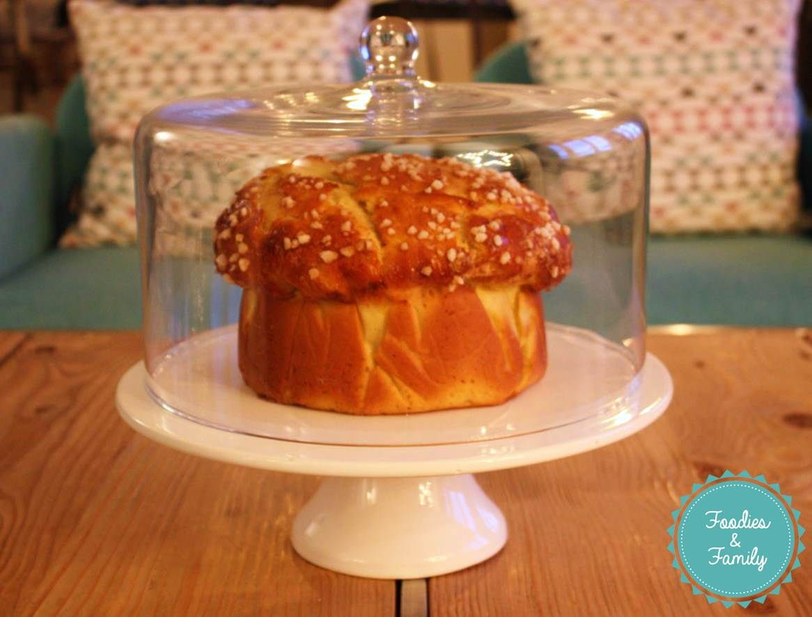 Brioche au mascarpone... tout simplement fou! - Foodies and Family