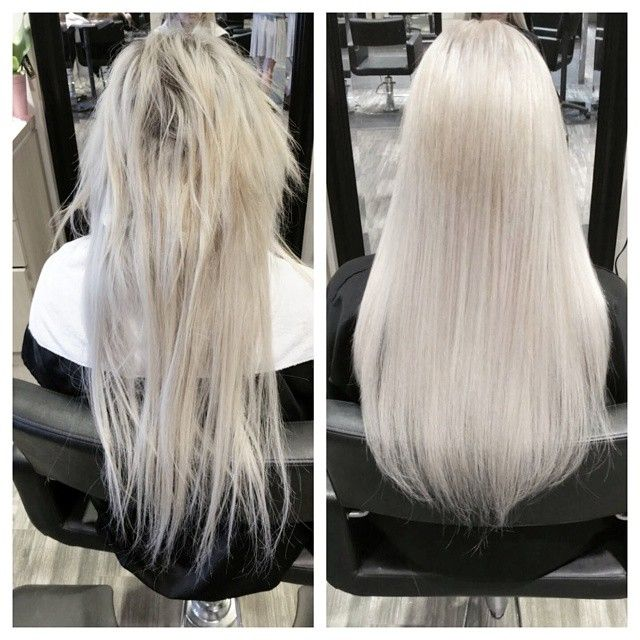 before and after added about a hundred micro fusion extensions