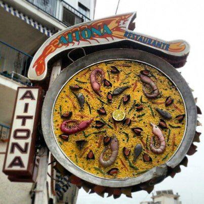 Calle Ruzafa Restaurante Aitona Benidorm Www Wellrenting Com