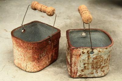 Huoku - Wood-fired ceramics - Leena Juvonen Huoku