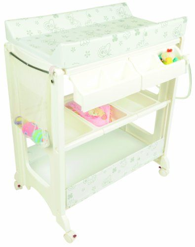 Table A Langer Changing Table Nursery Furniture