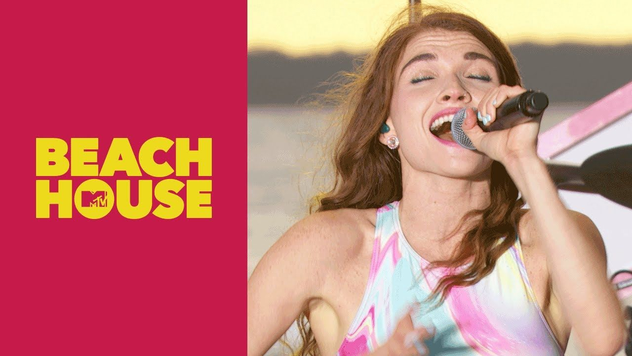 Misterwives Perform Coloring Outside The Lines Mtv Beach House