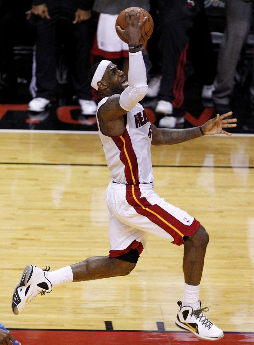 a5c9fbe55dd1 Nike Lebron 9 Elite LeBron James silenced his haters (well