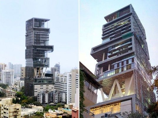 what does the interior of the worlds largest and most expensive family home look like