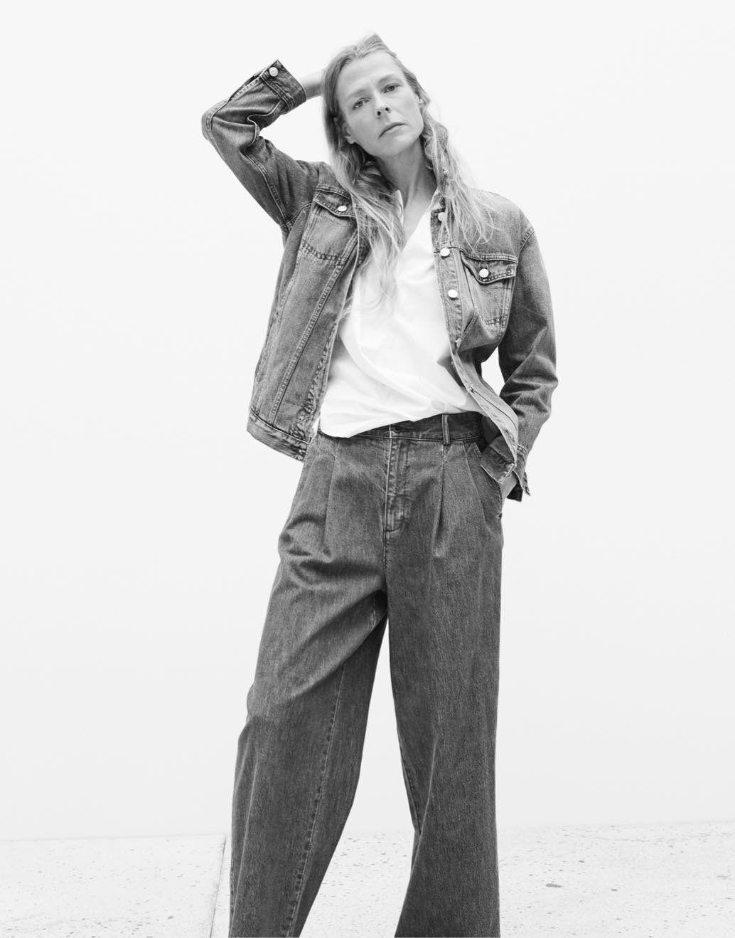Sites madewellUS Site | Wide leg jeans, Spring denim