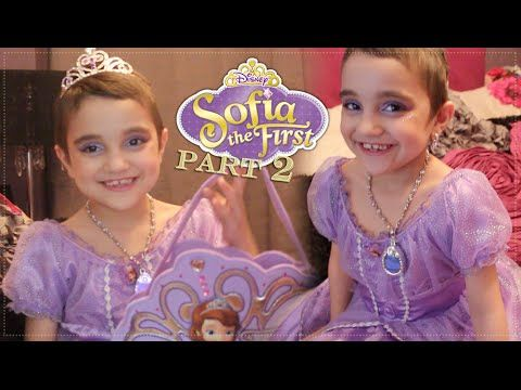 Sofia The First Inspired Makeup Tutorial Disney Princess Halloween Edition Part 2 Disney Princess Halloween Makeup Inspiration Makeup For Moms