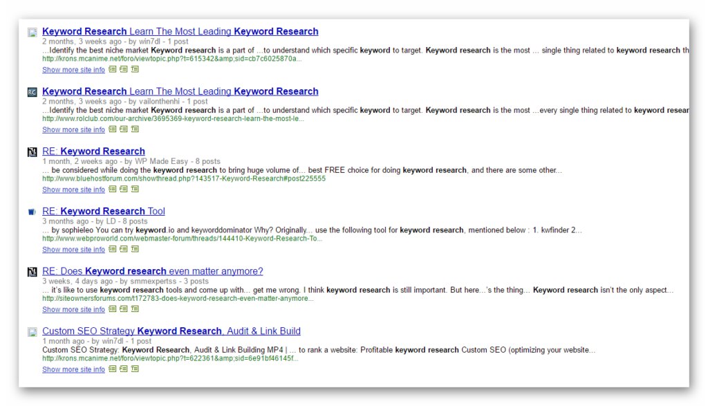 How To Do Keyword Research For Seo Keywords Seo Keywords Research