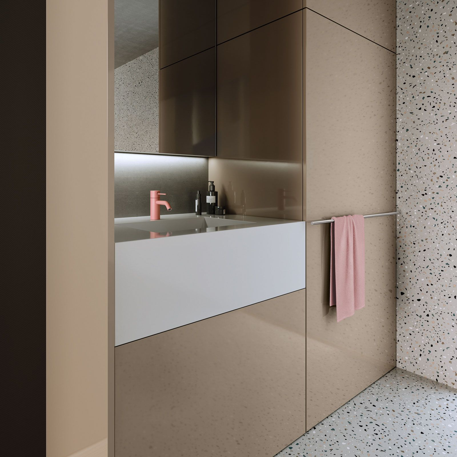 Nordic Bathroomdesign: More Options For Individual Interior Design With Carefully