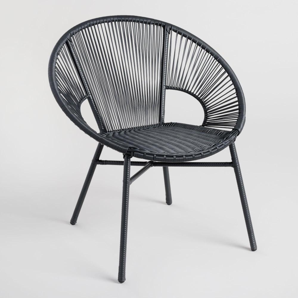 Round All Weather Wicker Camden Outdoor Chair Outdoor Chairs Outdoor Chaise Lounge Chair Chairs Repurposed