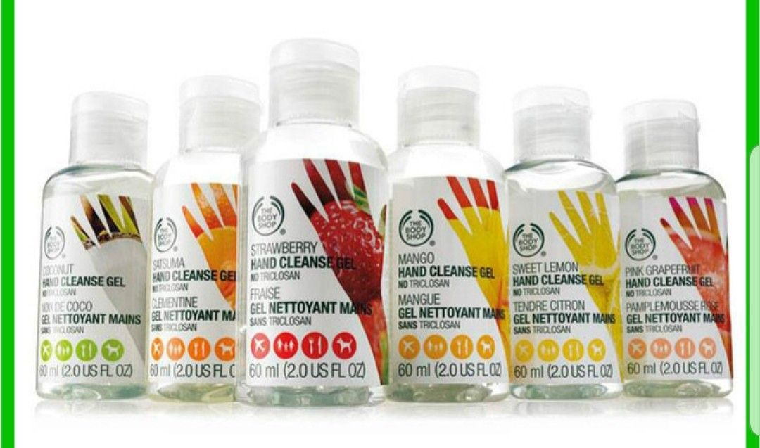 Buy 3 For 5 Message To Order Body Shop At Home The Body Shop