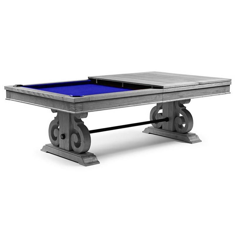 Best Barnstable Dining Silver Pool Table Table Imperial Brand 400 x 300