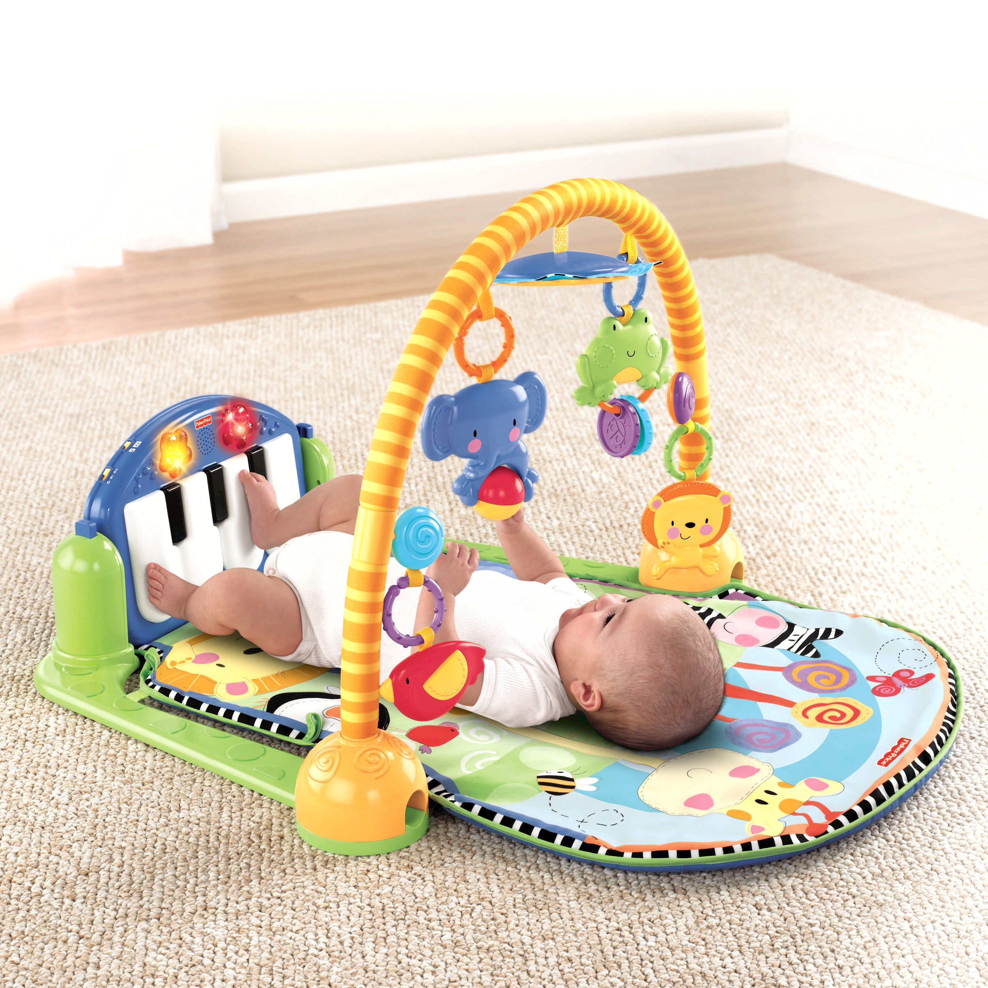 Have to have it. FisherPrice Discover n Grow Kick & Play
