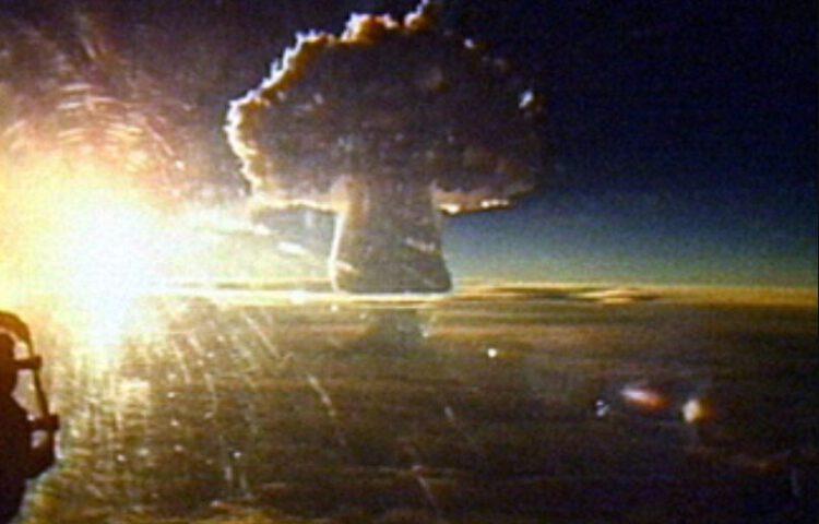 Tsar Bomba, de zwaarste kernbom (1961) | Historiek