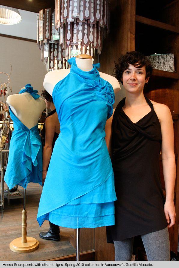 Fashion Design Diploma LaSalle College Vancouver, Canada 26
