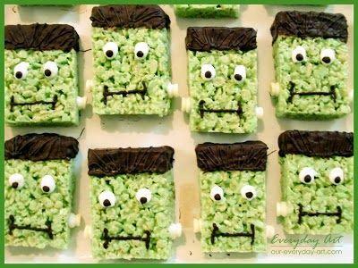 BOO! 23 Creepy, Creative Halloween Party Foods #halloweenpotluckideas