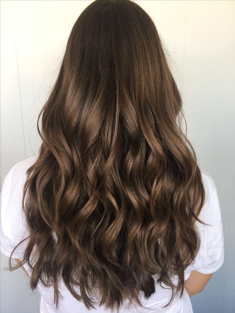 pinterest mikaela129 🦋💎 Long hair color, Silver