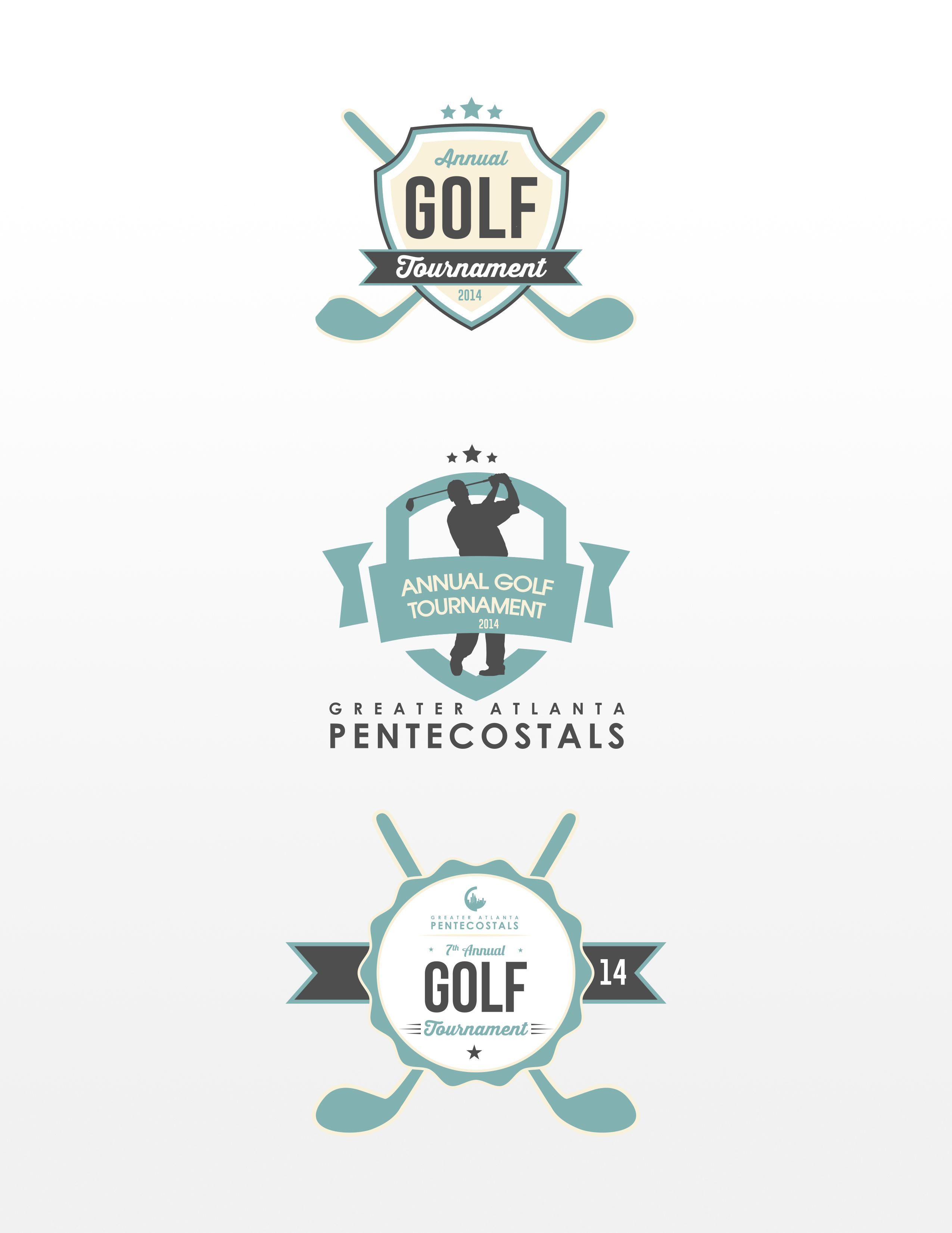 Golf Tournament Logos Logo Inspiration Pinterest Golf Logo