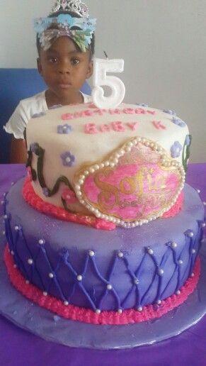 My princess 5th birthday