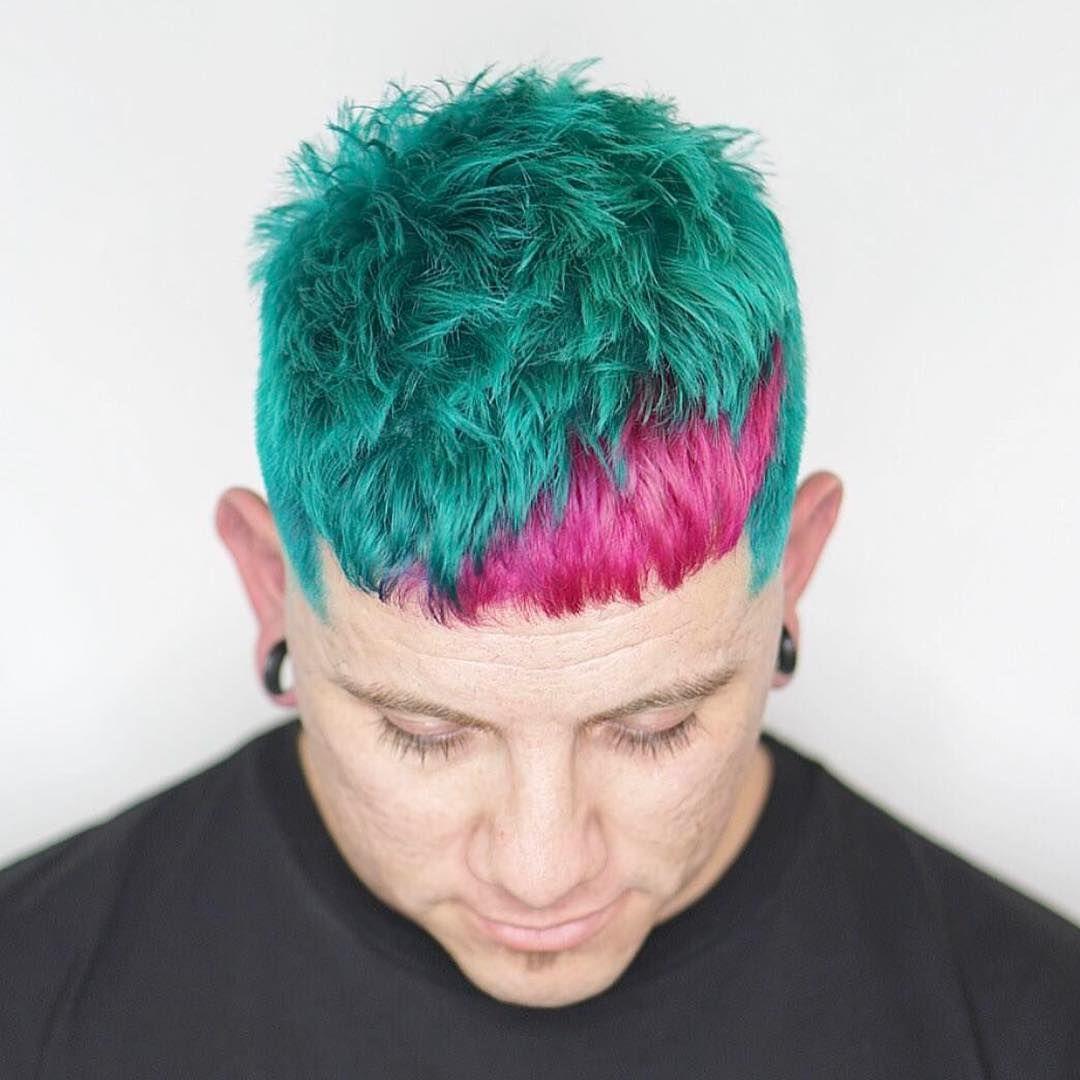 of men hair color ideas
