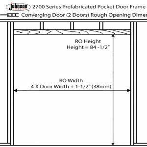 Framing A Closet Door Rough Opening Framing A Closet Closet