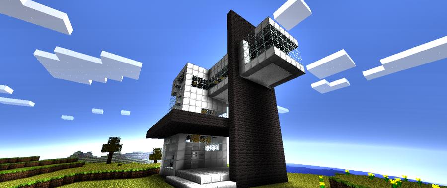 Modern Architecture Minecraft