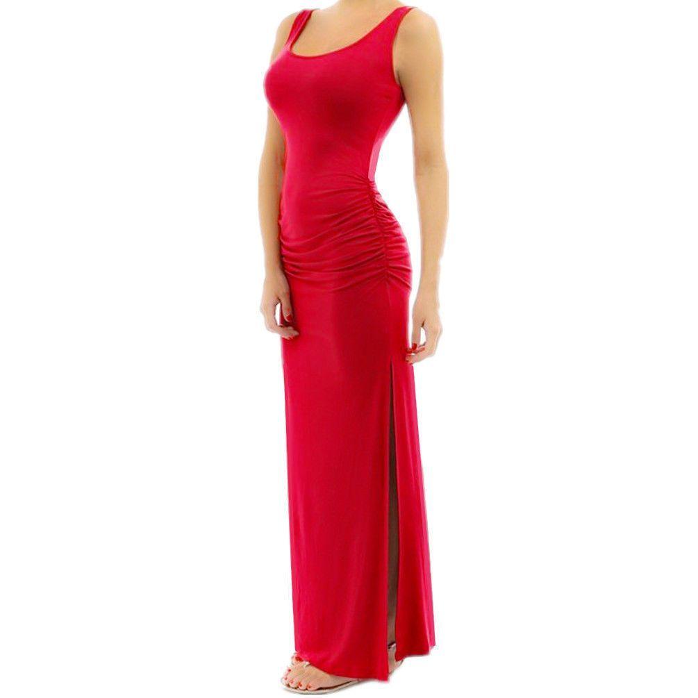 Women summer dresses beach sundress evening party boho short maxi