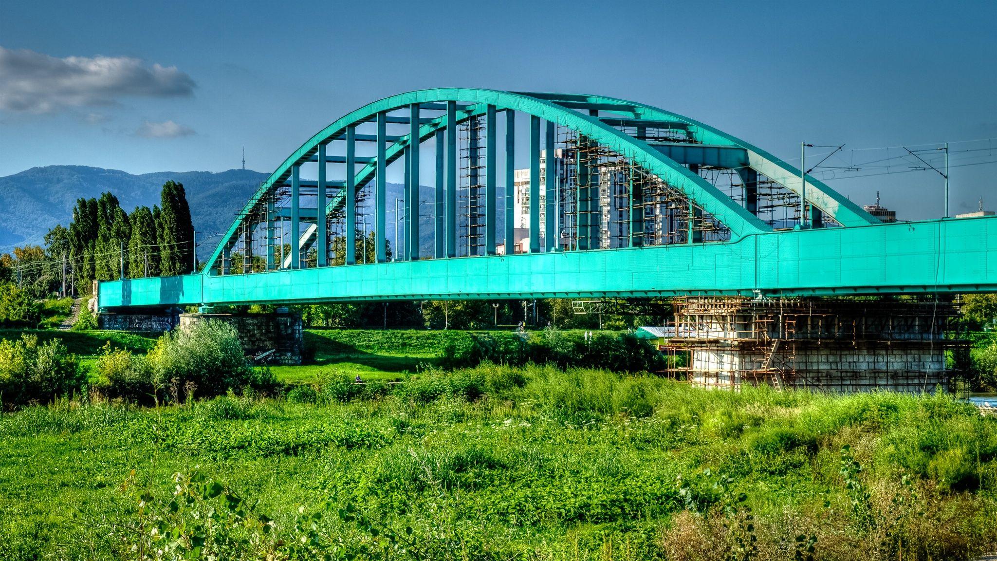 Blue Bridge By Oliver Svob 500px
