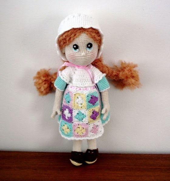 candy-dolls-amigurumi | tejidos | Pinterest | Muñecas, Muñeca ...