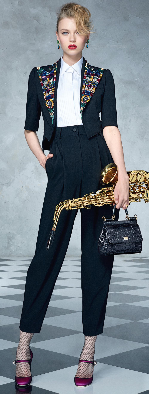 Dolce & Gabbana Alta Moda 2016 l Ria | RUNWAY::SPRING 2016 COUTURE ...