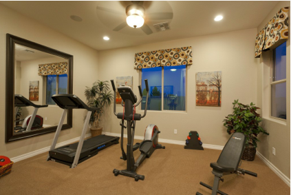 home workout room - Google Search