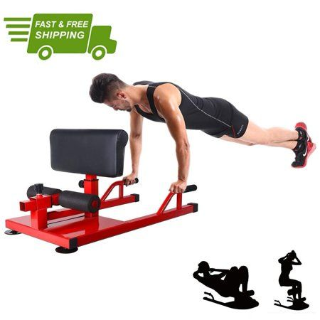 Stupendous Sissy Squat Machine 3 In 1 Adjustable Deep Sissy Squat Bench Gmtry Best Dining Table And Chair Ideas Images Gmtryco