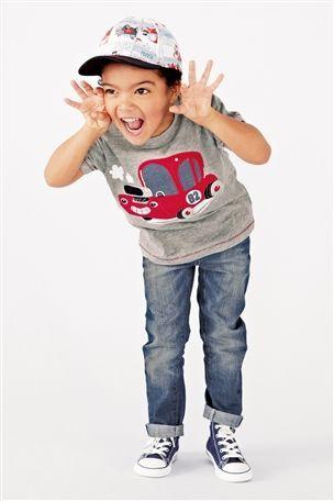 Swietna Czaderska Koszulka Auta Zig Zag Mcqueen 4066388885 Oficjalne Archiwum Allegro Kids Outfits Mcqueen Clothes Design