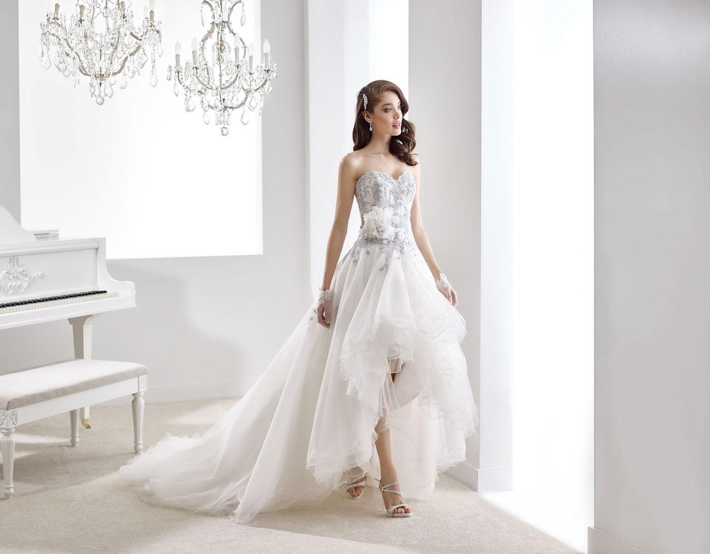 Abito da Sposa Nicole - Collezione JOLIES 2016 | wedding gowns ...