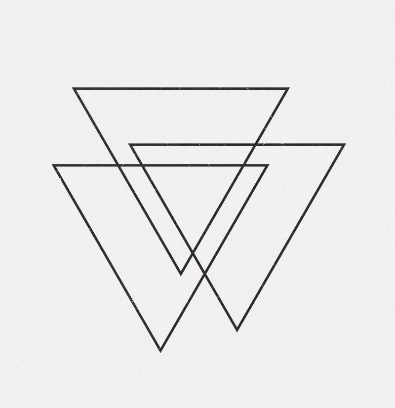dessin tatouage 3 triangles entrelac s beautytatoos. Black Bedroom Furniture Sets. Home Design Ideas