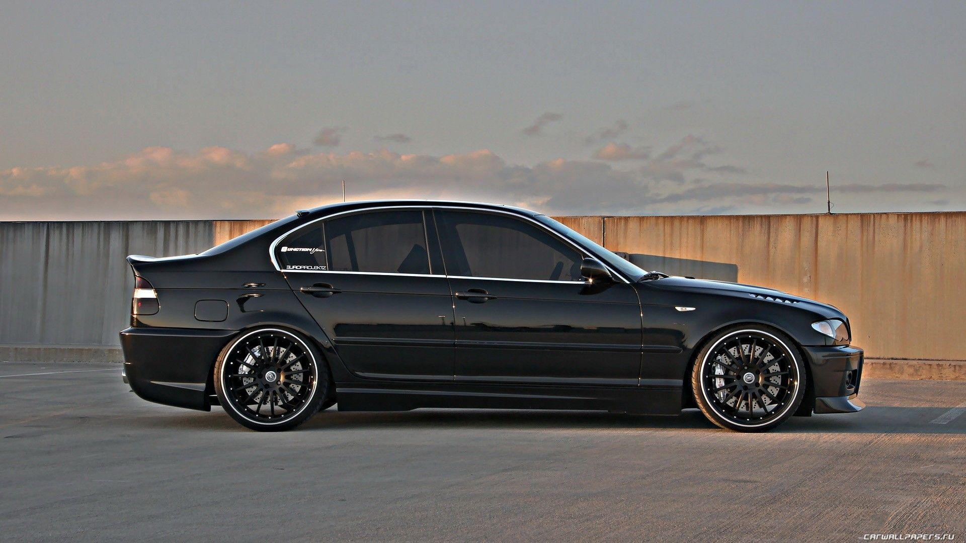 Res 1920x1080 Bmw Black Cars Bmw E46 Black Cars Free Wallpaper Wallpaperjam Com Bmw E46 Bmw Black Car