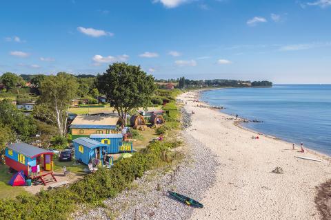 Schönste Campingplätze Ostsee