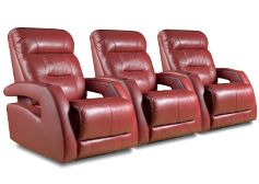 Bon Home Theater Seating | Entertainment Chairs | TheaterSeatStore.com