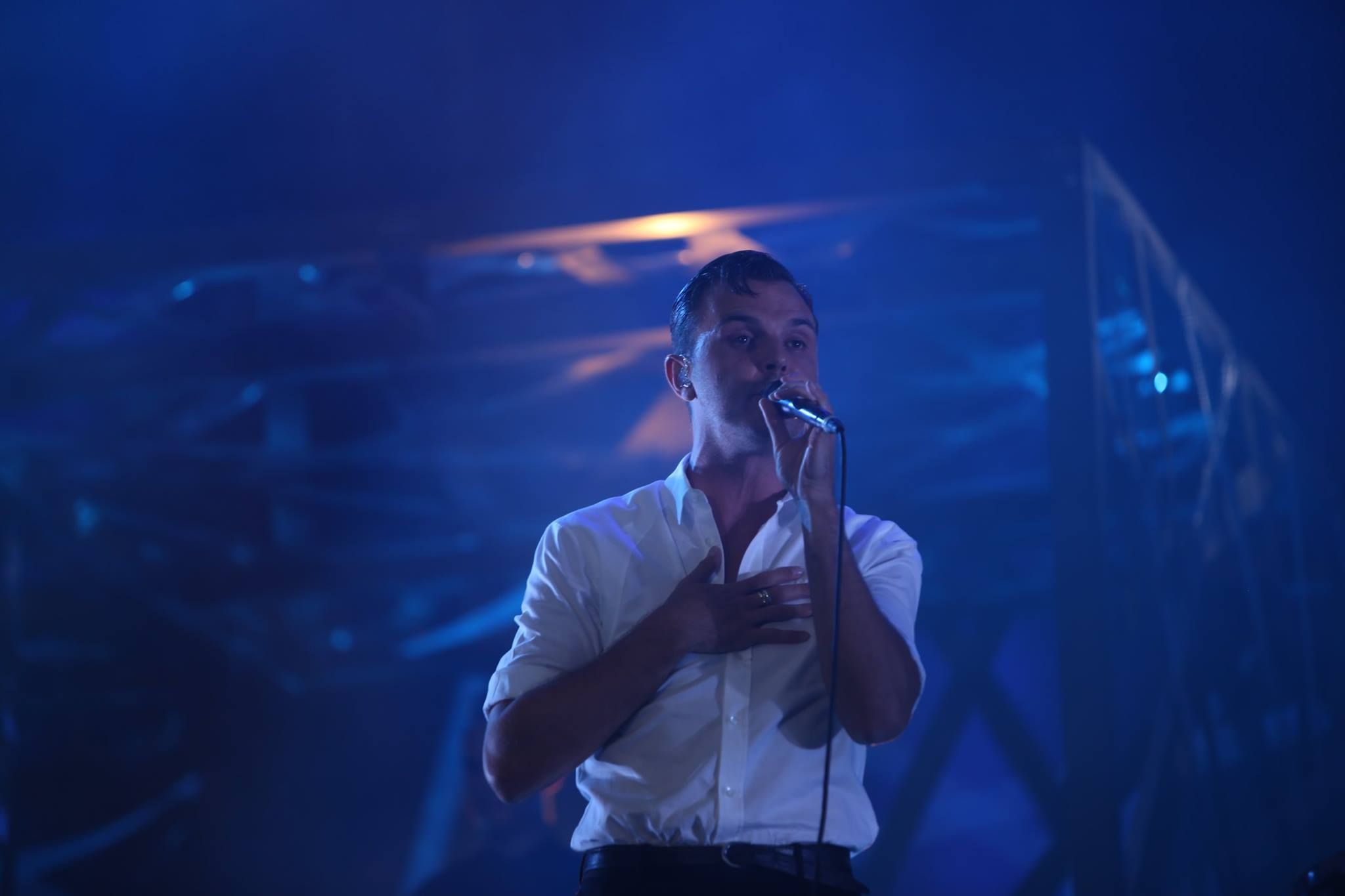 HURTS at Untold Festival 2017 (Romania)